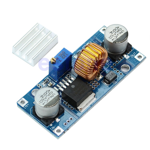 DC to DC  4V-38V to 1.25V-36V 5A MAX Step Down Power Supply Buck Module 24V 12V 9V 5V - PanasiaMarine.Com
