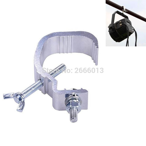 10pcs/lot High Quality Aluminium Material Stage Light Hook, LED Stage Effect Light clamp Truss For LED Par/LED Moving Head Light - PanasiaMarine.Com