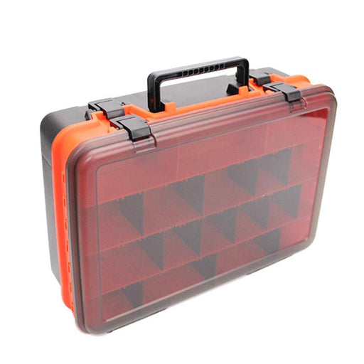 Portable Outdoor Fishing Storage Box Lure Bait Hooks Tackle Tool Container 2 Sides Plastic Case Organizer Fishing Accessories - PanasiaMarine.Com
