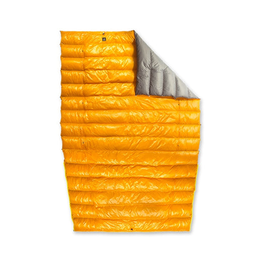 Ice Flame 20D Winter Autumn Spring 90% White Duck Down Mummy Sleeping Bag Blanket Mat Quilt Underquilt Hammock Ground Camping - PanasiaMarine.Com