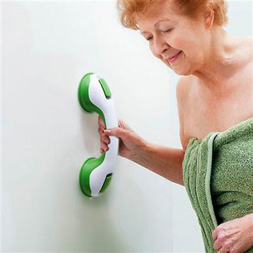 Zhangji Safety Helping Handle Anti Slip Support Toilet bthroom safe Grab Bar Handle Vacuum Sucker Suction Cup Handrail Grip - PanasiaMarine.Com