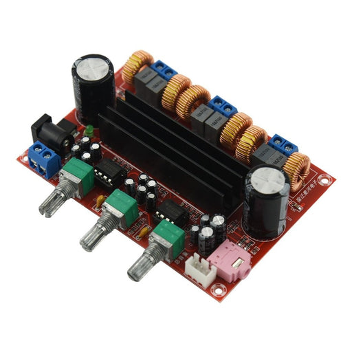 Practical-Amplifier Board TPA3116D2 50Wx2+100W 2.1 Channel Digital Subwoofer Power 12~24V - PanasiaMarine.Com