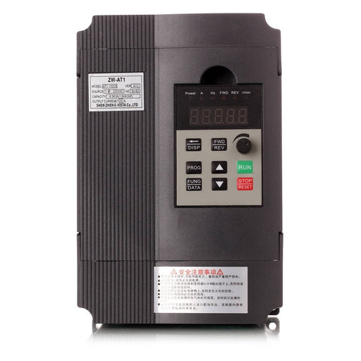 Frequency Converter VFD 1.5KW / 2.2KW / 4KW CoolClassic inverter ZW-AT1 3P 220V output need a little shipping cost wcj9 - PanasiaMarine.Com