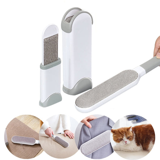 KHGDNOR Fur Remover Brush Magic Self-cleaning Pet Hair Brush Clothes Sofa Mattress Lint Cleaning Brushes 1PC - PanasiaMarine.Com