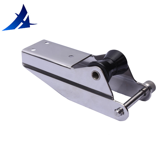 "Stainless Steel 316 Bow Anchor Roller - Fixed Boat/Marine 7-3/4"" boat accessories marine - PanasiaMarine.Com"