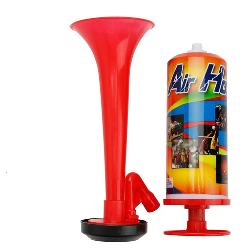 Fan Hand Push Air Horn Cheerleading  Sports Meeting Cheer Club Trumpet Kids Children Toy Pump Football Soccer Games Loud Speaker - PanasiaMarine.Com