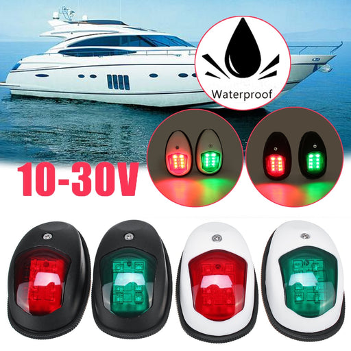 Universal ABS LED Navigation Light Lamp - PanasiaMarine.Com