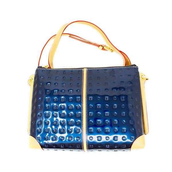ARCADIA EMBOSSED MINI BAG