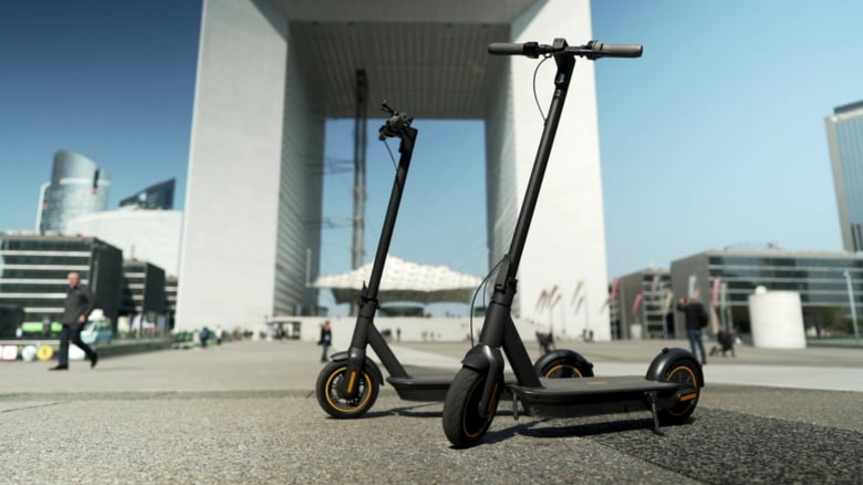 Ninebot MAX: Ultimate Electric Scooter