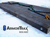 ArmorTrax Bogmat 1 STOCKMATTA i plast , 3meter (Tjocklek 100mm)
