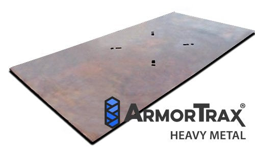 ArmorTrax® HeavyMetal3 / Körplåt 4000x2000x30mm