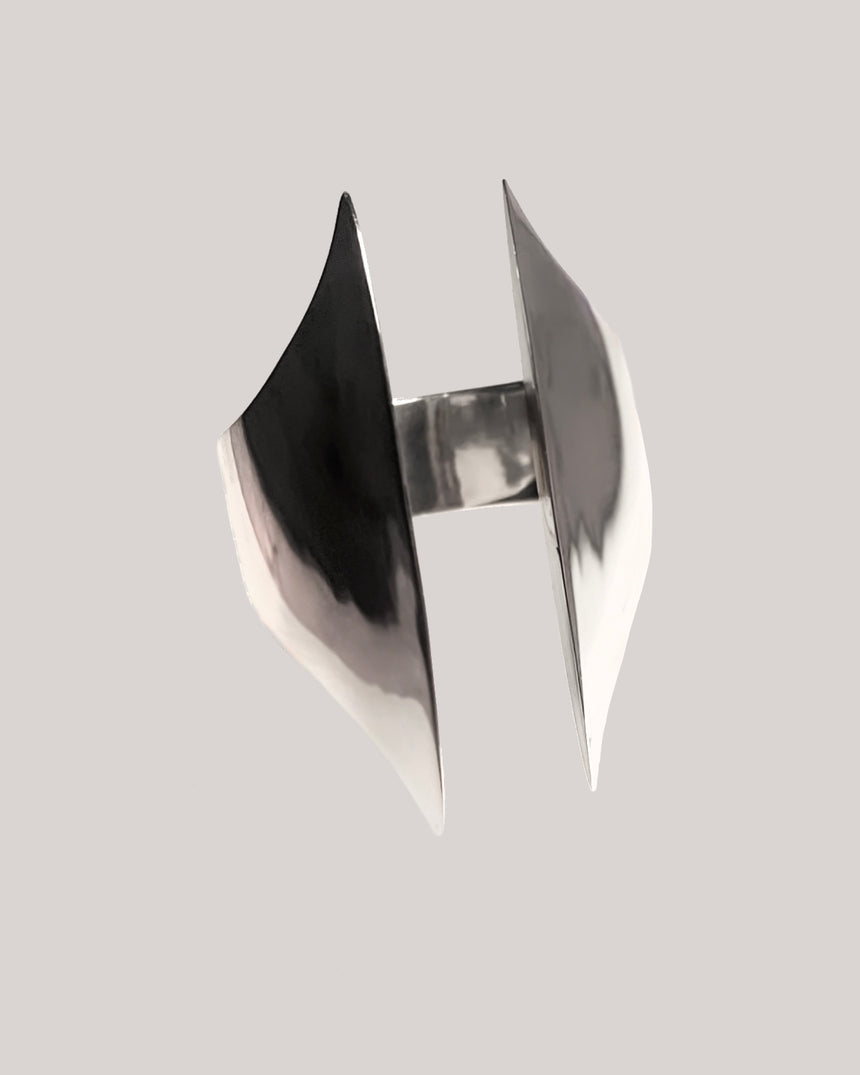 Double Edge Ring
