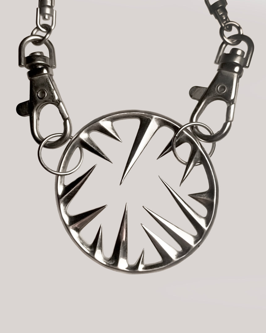 Slicer Necklace