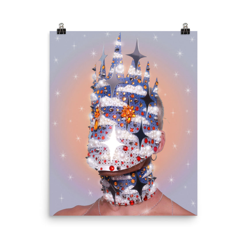 Head in the Clouds Print