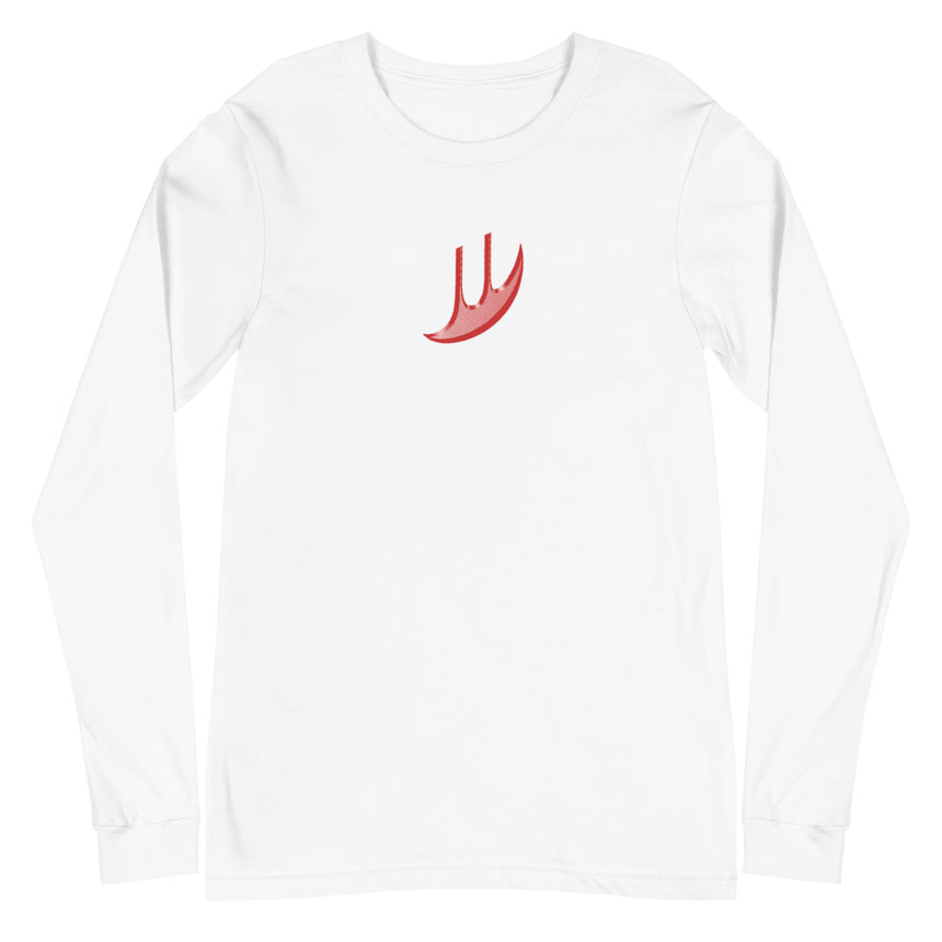 AJS Embroidered Logo Shirt