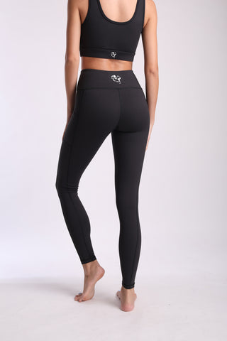 Black Magic Flexi Pants