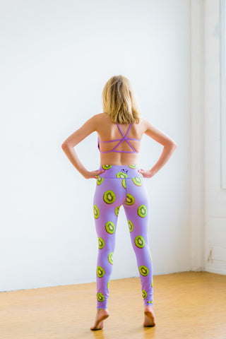 You Hold the Kiwi to My Heart Flexi Pants