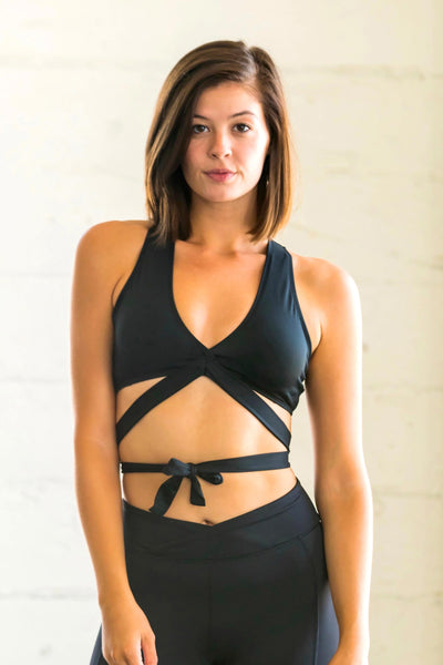 Flexi Lexi Black Betty bralette