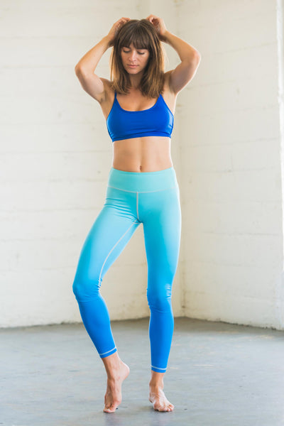 Flexi Lexi Blue Ombre Flexi Pants
