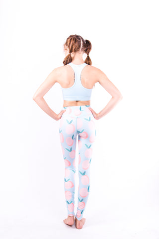 Just Peachy Flexi Pants