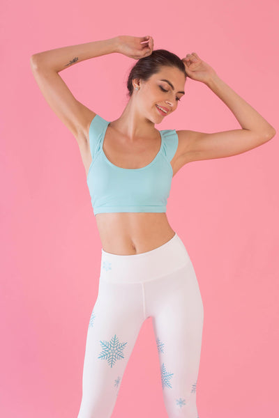 Flexi Lexi Fitness Elsa Frilly Crop