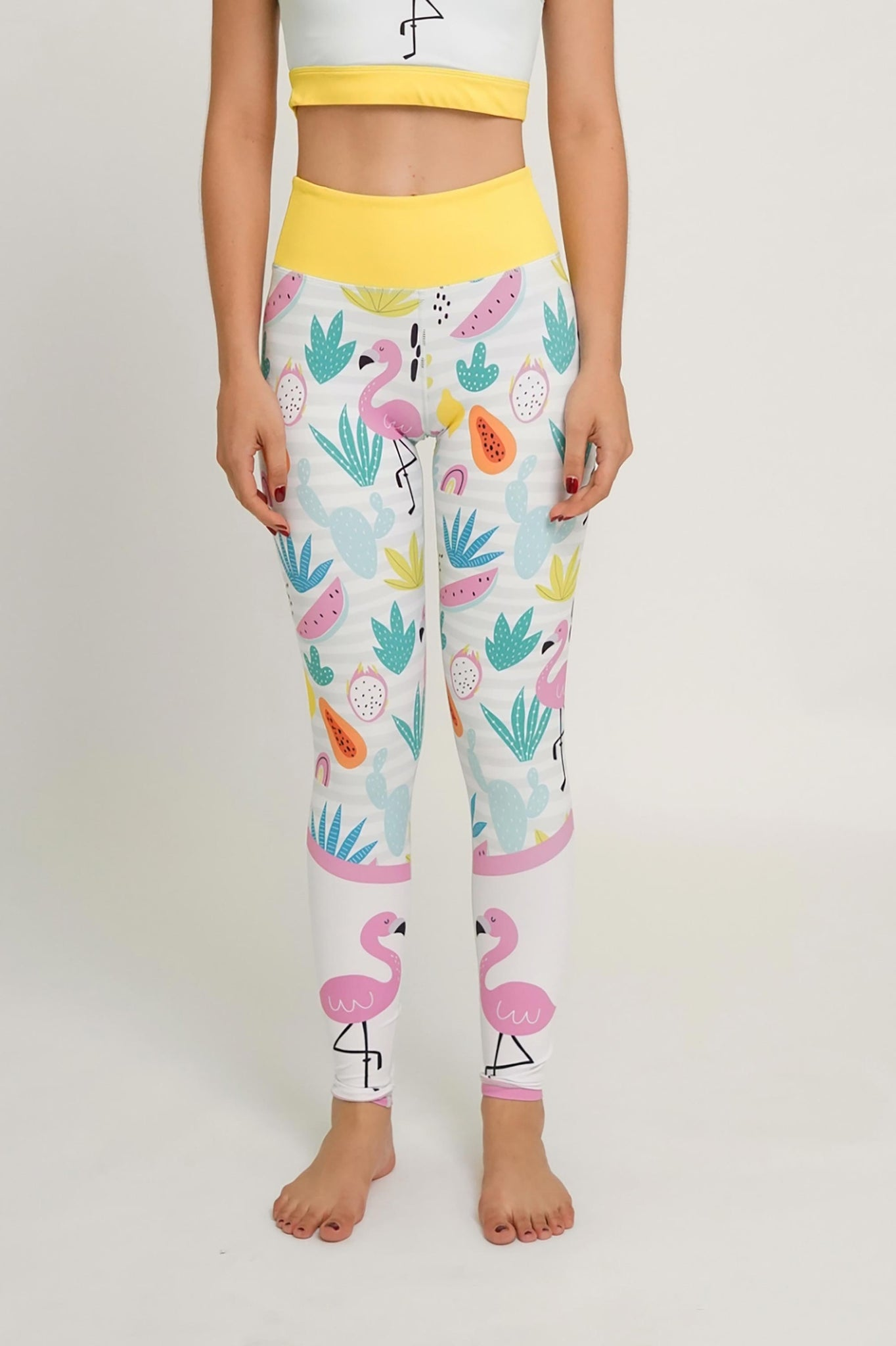 Fit Flamingo Flexi Pants
