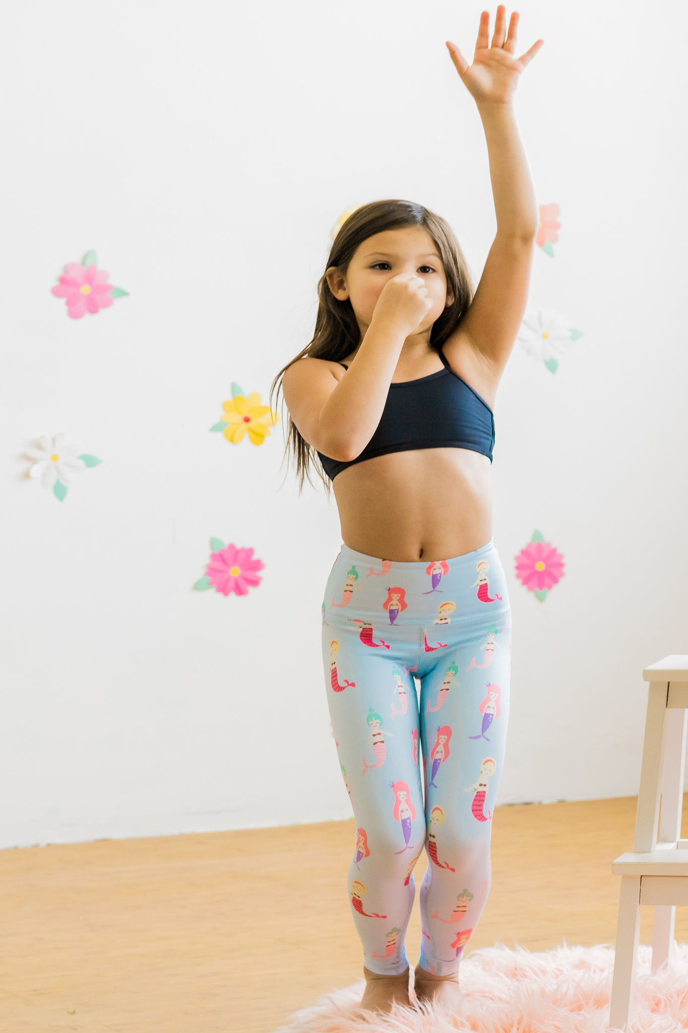 Mermaid Flexi Pants Kids and Minis