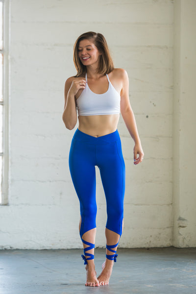Midnight Blue Flexi Dancer Leggings
