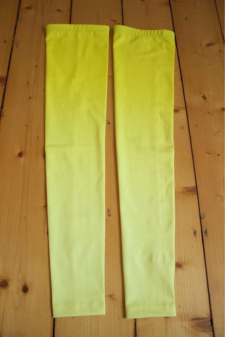 Flexi Leg Warmer - Yellow Ombre