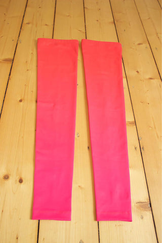 Flexi Leg Warmer - Red Ombre