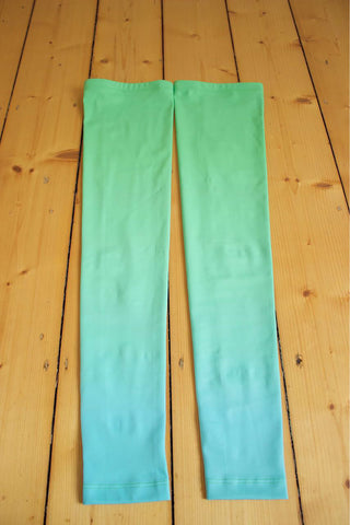 Flexi Leg Warmer - Mint Ombre