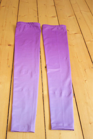 Flexi Leg Warmer - Purple Ombre