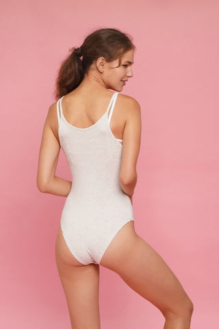 Light Grey Leotard