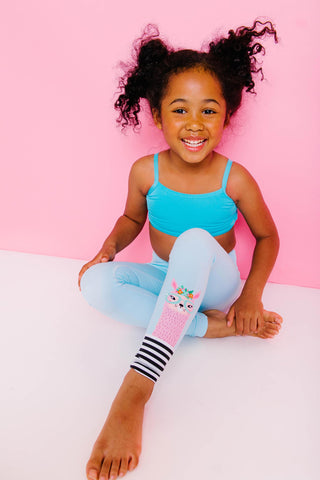 Llamaste Flexi  Pants Kids and Minis