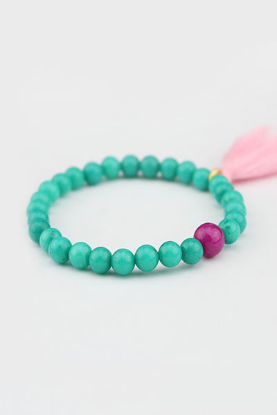 Flexi Lexi Fitness Love That Mint bracelet