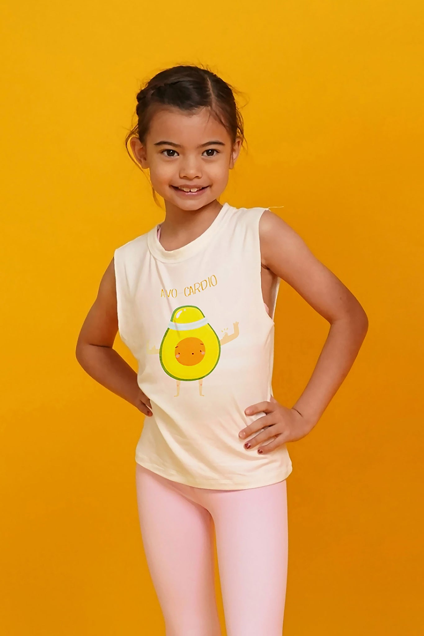 Avo-Cardio Mini Tank Top