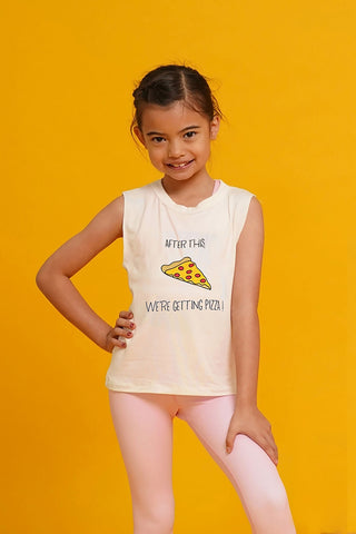 After This, We're Getting Pizza Mini Tank Top