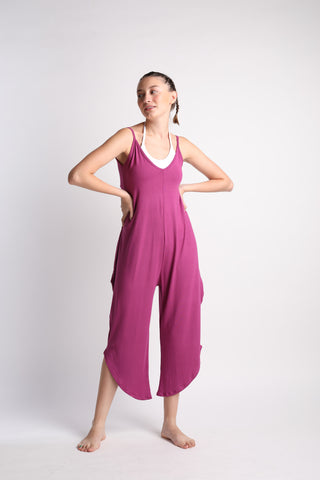 Flexi Long Romper - Mulberry Will  be ship date 11 August 2020