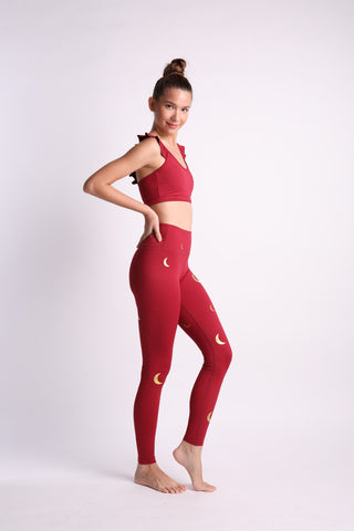 Crescent Flexi Pants