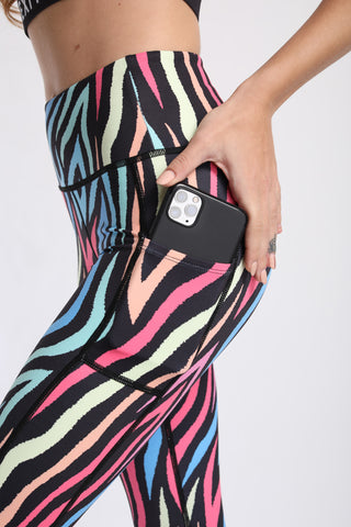 Show Your Stripes Flexi Pants