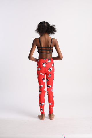 Mini Pardon My Frenchies Flexi Pants (Coming soon)