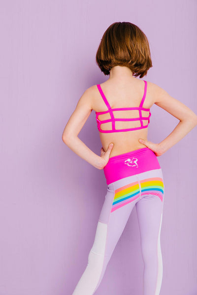 Flexi Lexi Fitness Unicorn in My Pocket Flexi Pants Kids and Minis