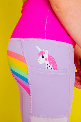 Unicorn in My Pocket Flexi Pants Kids and Minis