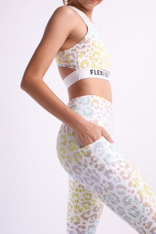 You've Been Spotted Flexi Pants