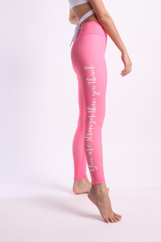 Pink October Flexi Pants