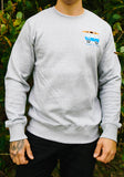 Van Life Embroidered Crewneck Sweatshirt
