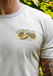 Adder Oak T-shirt - Sand