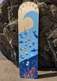 Custom Belly Board Original by Poison Oak