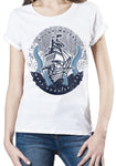 Rough Waters Ladies Tee