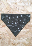 Ethical Dog Bandana - Green